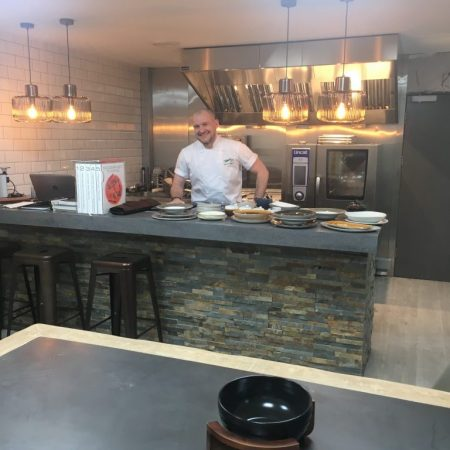 New Development Kitchen