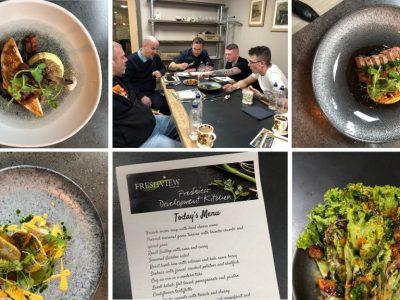 Hickory's FV Kitchen Visit