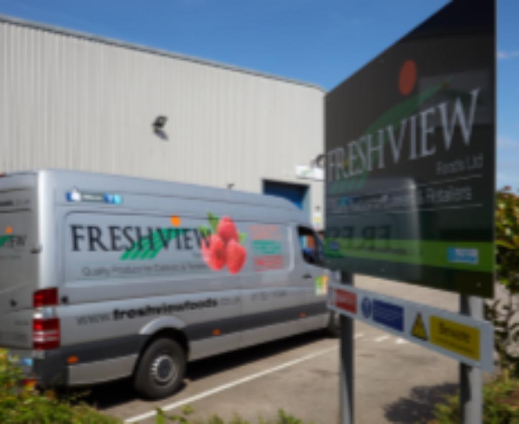 Freshview Delivery Van