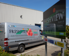 Freshview Delivery Van